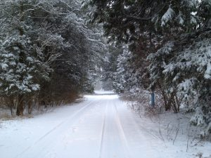 Winter Roads: Holiday Travel