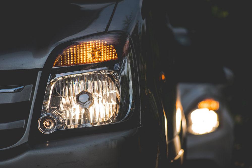 Headlight Maintenance Can Improve Nighttime Safety