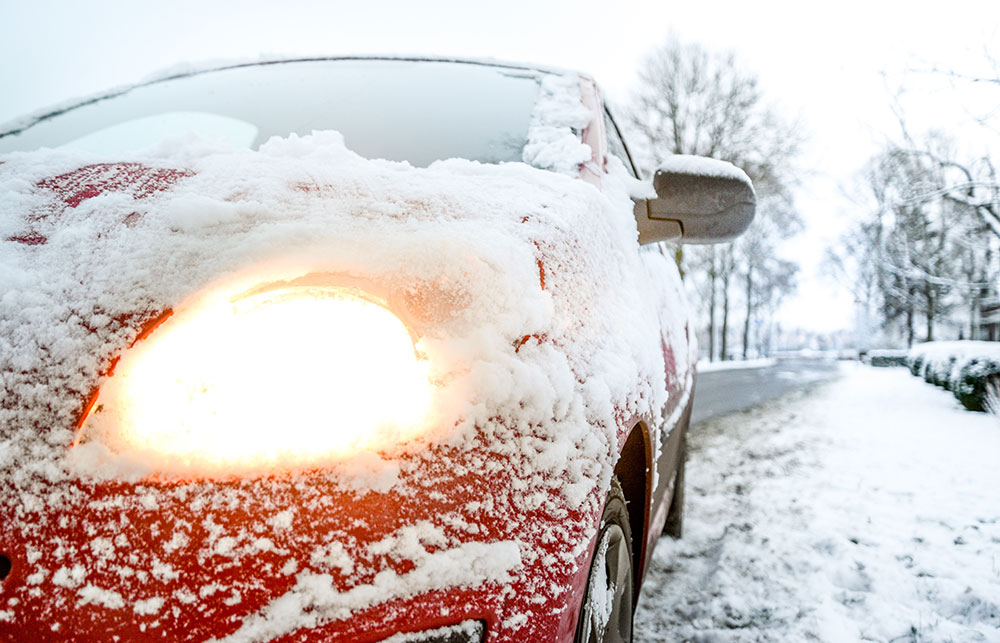 Don't Slip Up: 5 Steps to Prepare Your Car for Winter